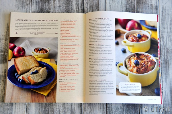 Paleo Italian Cookbook Review and Giveaway http://uTry.it