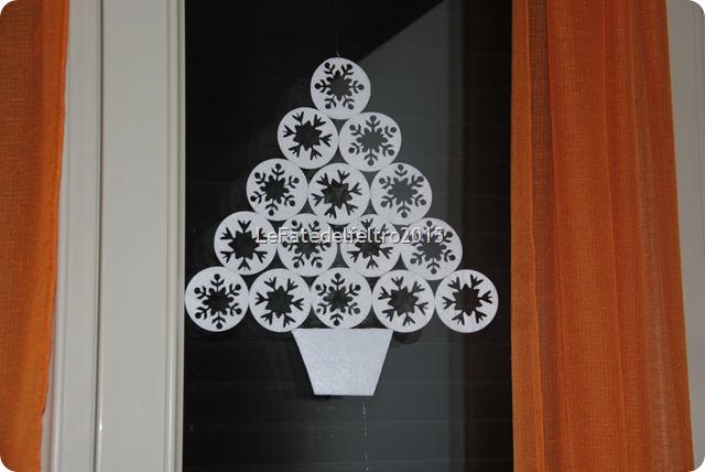 albero natale fate del feltro (1)