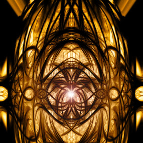 palace of time by Paul Griffin - Illustration Abstract & Patterns