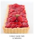 Erdbeer-Vanille-Tarte & Tartelettes