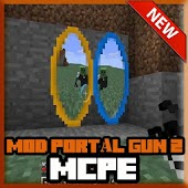 Mod Portal Gun 2 for Minecraft APK for Nokia