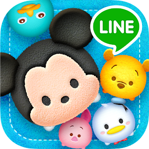 Cover art LINE: Disney Tsum Tsum