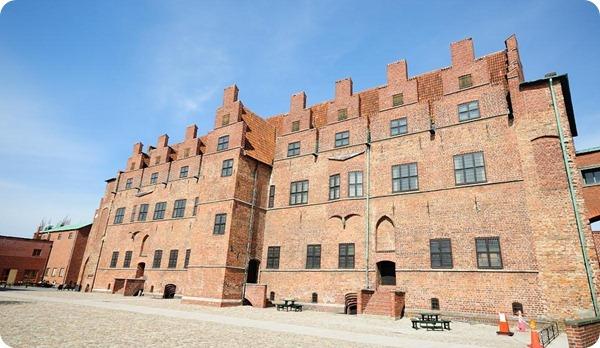 Svezia-castello-di-Malmo3