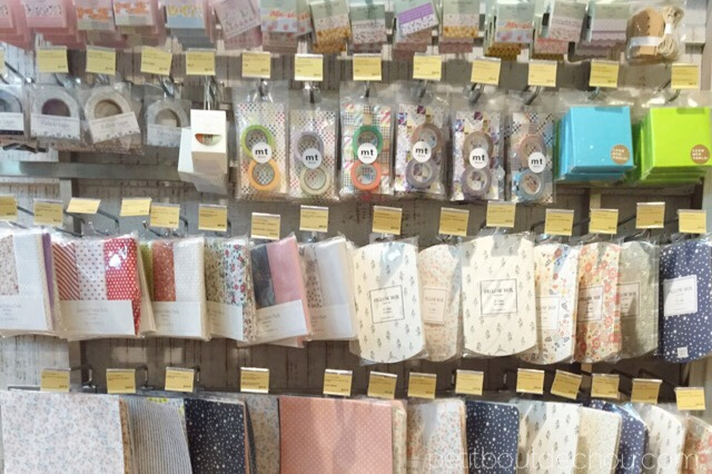Log on store Tuen Mun Town Plaza Dailylike fat quarters