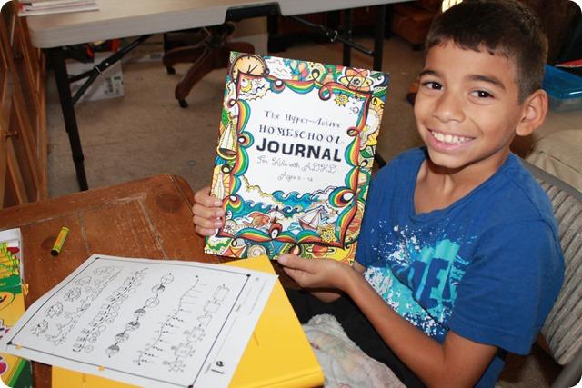 The Hyper-Active Journal