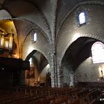 Eglise Saint-Martin de Chevreuse : nef et orgue