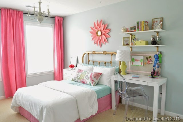 Tween Girl Bedroom Decor & Ideas