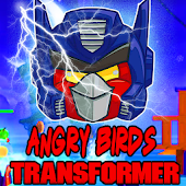 New Angry Birds Transformers Cheat
