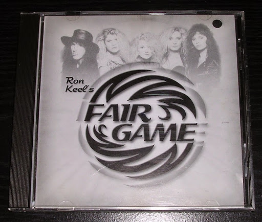 Ron Keel's Fair Game The Beauty And The Beast 2000