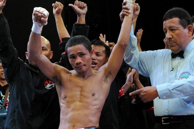 Image of Five Filipino-Pride Boxers Won in California