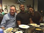 Larry, Jamal and Paras