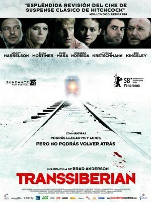 Chuyến Tàu Tội Phạm - Transsiberian (2008)