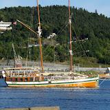 De haven van Oslo