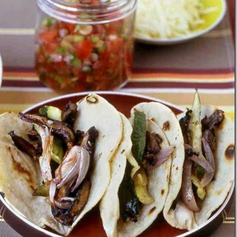 Taco chay - Kim