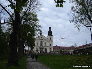 Kalwaria Zebrzydowska - Sanktuarium pasyjno-maryjne