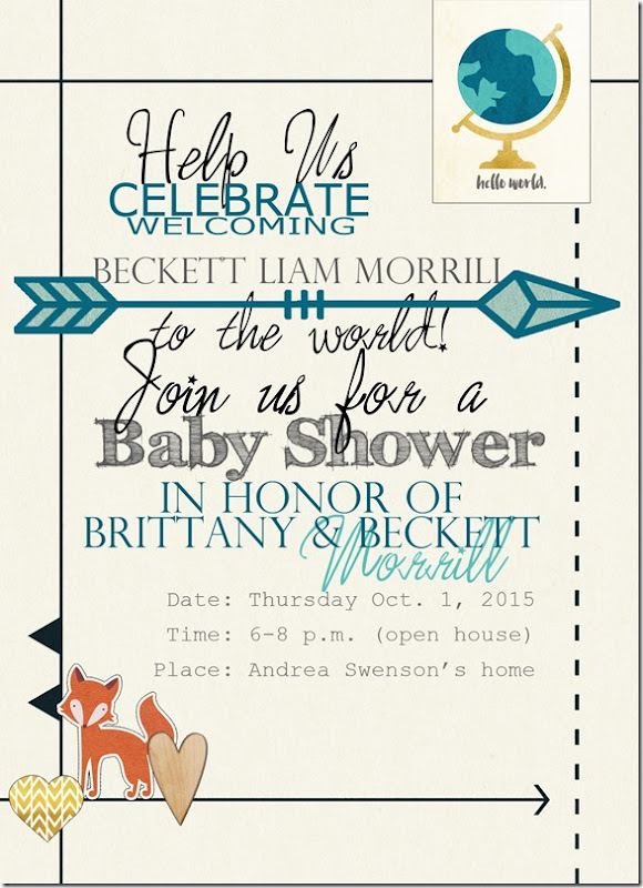 Brittany Morrill Baby Shower2