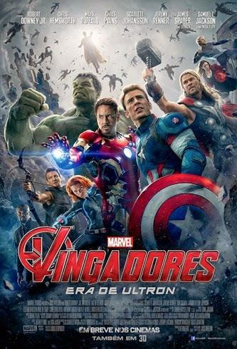 Vingadores - Era de Ultron - Poster