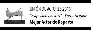 UNIÓN DE ACTORES 2015