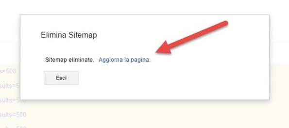 aggiornare-pagina-sitemap