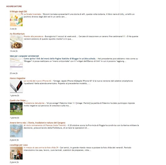 aggregatore-siti-blogger