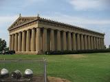 The Parthenon replica in Nashville TN 0903201b