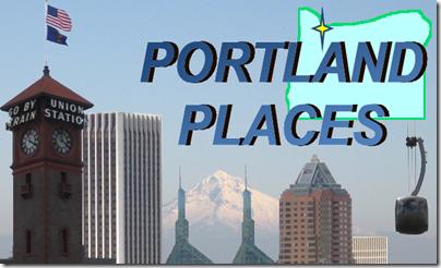 Portland Places