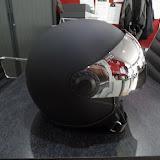 casque rxa echo noir mat visière miroir ou claire ou fumée 79e