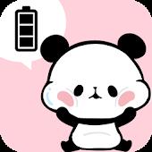 Download Mochimochipanda Battery Widget APK to PC