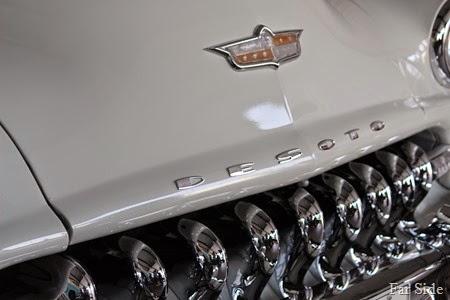 Old Desoto 1953