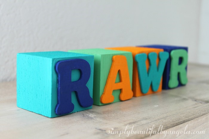 DIY Letter Blocks (1)