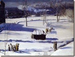 780px-Bellows_George_Blue_Snow_the_Battery_1910