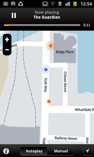 King's Cross Streetstories screenshot 3