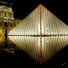 Louvre  by Seán Feely - Landscapes Travel