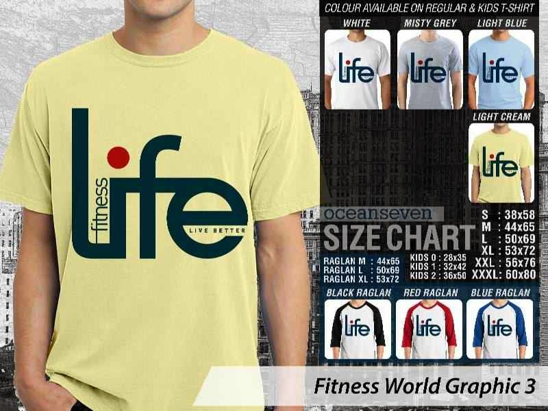 KAOS Fitness Life Fitness & Gym Series distro ocean seven