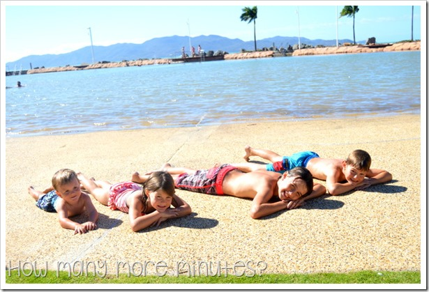 Townsville Lagoons | How Many More Minutes