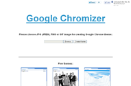 Google Chromizer