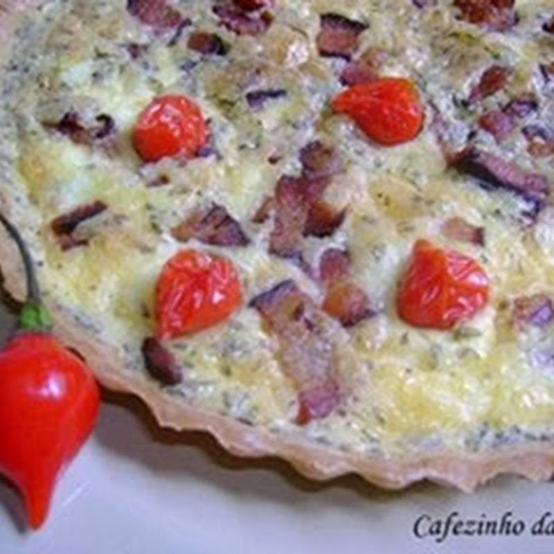 Miniquiche de pimenta biquinho – ricette brasiliane
