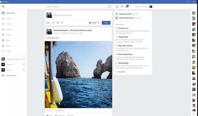 facebook-uwp