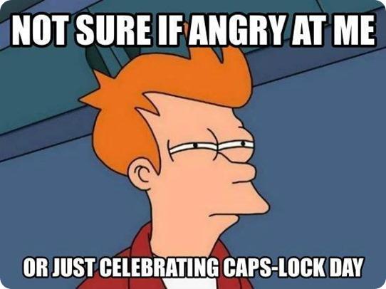 caps-lock