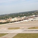 Flight home from Chicago after Cubs-Tigers game with Jay Gould - 061412 - 19