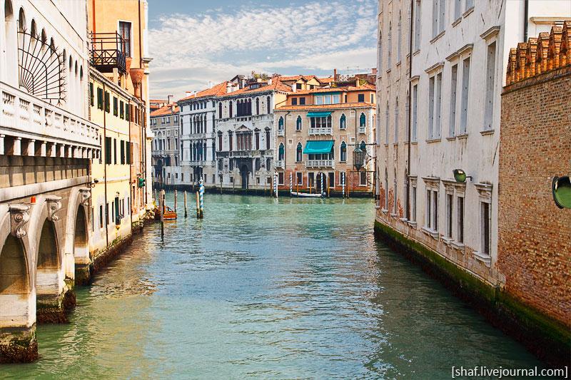 Италия, Венеция