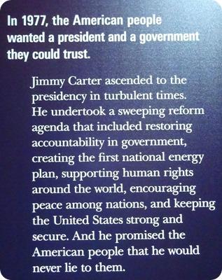 Carter times