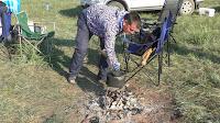 Чемпионат Республики Бурятия по ловле спиннингом с лодки :: 22 августа 2015