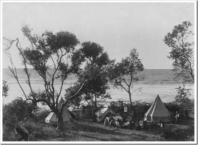 Australian camping history