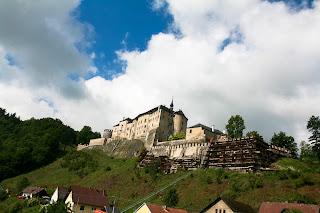 Dvorac Češki Šternberk
