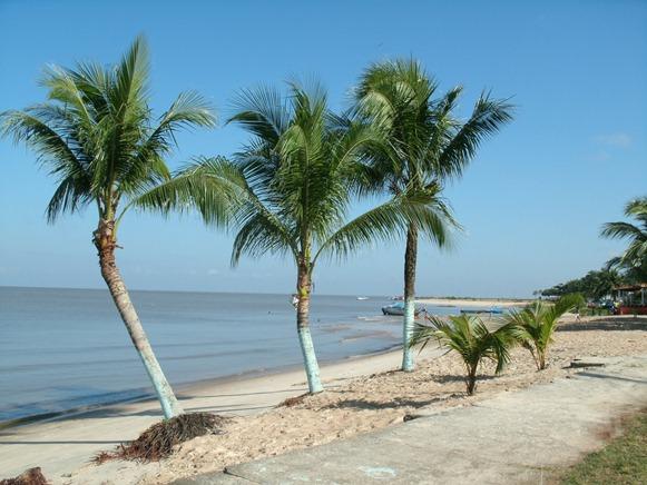 Praia do Areião - Ilha do Mosqueiro, Belém do Parà