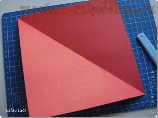 flor de pascua origami (3)