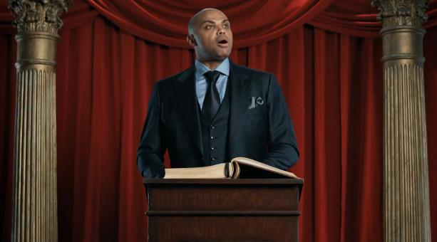 "Charles Barkley Weight Watchers ""Roll Call"" Ad Belts Out Some Hilarious Names"
