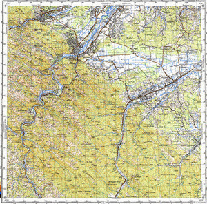 Map 100k--m35-135--(1978)