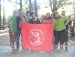 Clan Rover en el Refugio del Pilar